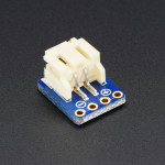 JST-PH_2-Pin_SMT_Right_Angle_Breakout_Board