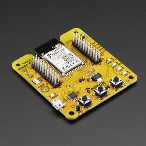 ACKme_WiConnect_WiFi_Module-Mackerel_Evaluation_Board