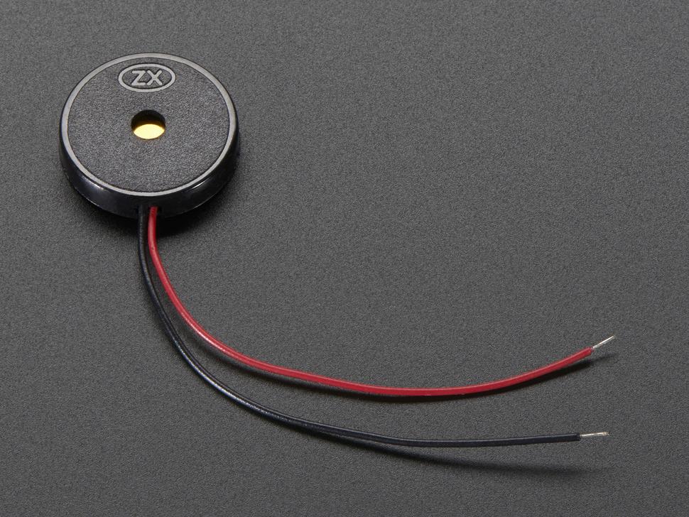 how to make a piezo sensor