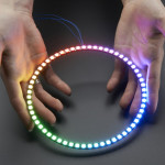 NeoPixel_1/4_60_Ring-WS2812_5050_RGB_LED_w/_Integrated_Drivers