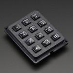 3x4_Phone-style_Matrix_Keypad