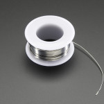 "Solder_Wir- 60/40_Rosin_Core-0.5mm/0.02""_diameter-50_grams"