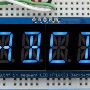 "Quad_Alphanumeric_Display-Blue_0.54""_Digits_w/_I2C_Backpack"