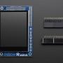 "TFT-дисплей с ёмкостным сенсором 2.8"" 320x240 для Raspberry Pi (PiTFT)"