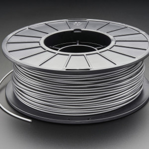 PLA_Filament_for_3D_Printers-3mm_Diameter-Silver-1KG
