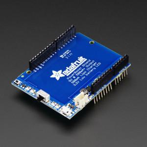 Adafruit_PowerBoost_500_Shield- Rechargeable_5V_Power_Shield