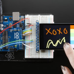 "2.8""_TFT_LCD_with_Cap_Touch_Breakout_Board_w/MicroSD_Socket"