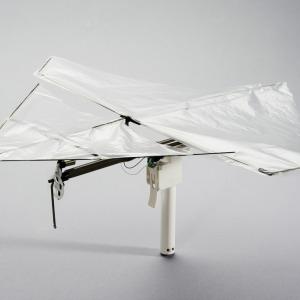 Delta Twister Flying Machine Kit by Gakken