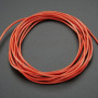 Silicone_Cover_Stranded-Core_Wire-2m_26AWG_Red