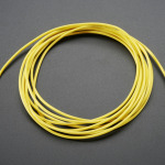 Silicone_Cover_Stranded-Core-Wire-2m_26AWG_Yellow