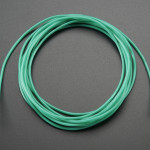 Silicone_Cover_Stranded-Core_Wire-2m_26AWG_Green