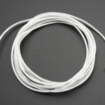 Silicone_Cover_Stranded-Core_Wire-2m_26AWG_White