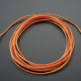 Silicone_Cover_Stranded-Core_Wire-2m_26AWG_Orange