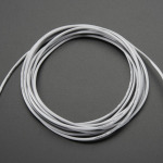 Silicone_Cover_Stranded-Core_Wire-2m_26AWG_Grey