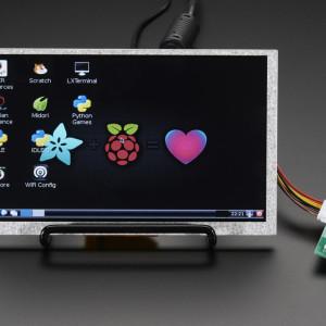 "HDMI_4_Pi:_7""_Display_no_Touchscreen_800x480-HDMI/VGA/NTSC/PAL"