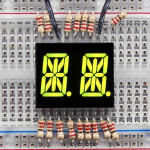 "Dual_Alphanumeric_Display-Yellow-Green_0.54""-Pack_of_2"