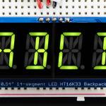 "Quad_Alphanumeric_Display-Yellow-Green_0.54""_Digits_w/Backpack"