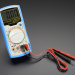 Digital Multimeter - Model 9205B+