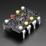 Evil Mad Scientist Labs XL741 Discrete Op-Amp Kit