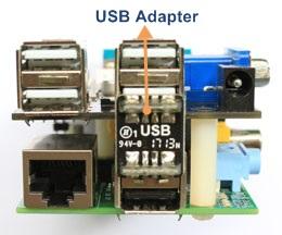rPi X100 USB