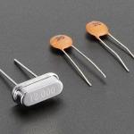 12 MHz Crystal + 20pF capacitors