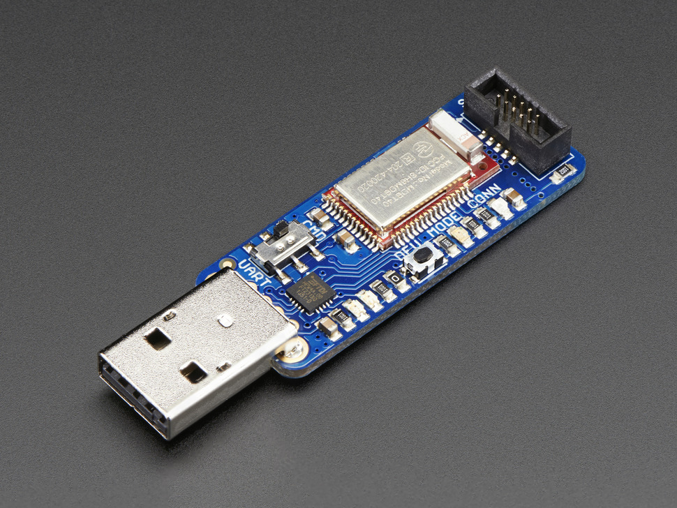 Bluefruit LE Friend — Bluetooth Low Energy (BLE 4 0) — nRF51822 — v1 0