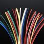 "Multi-Colored Heat Shrink Pack - 3/32"" + 1/8"" + 3/16"" Diameters"