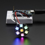 NeoPixel Jewel - 7 x WS2812 5050 RGB LED with Integrated Drivers
