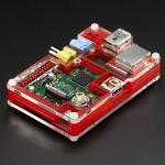 Pibow Coupé - Enclosure for Raspberry Pi Model B Computers