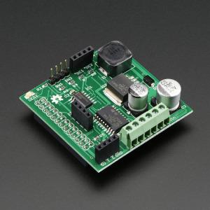 RasPi Robot Board v2 by MonkMakes