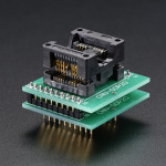 SMT Test Socket - Medium SOIC-8 (200mil)