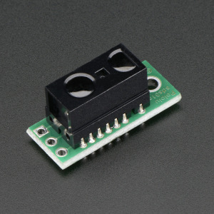 Sharp GP2Y0D810Z0F Digital Distance Sensor with Pololu Carrier - GP2Y0D810Z0F