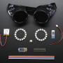 Trinket-Powered NeoPixel Goggle Kit Pack