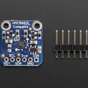 Triple-axis Magnetometer (Compass) Board - HMC5883L