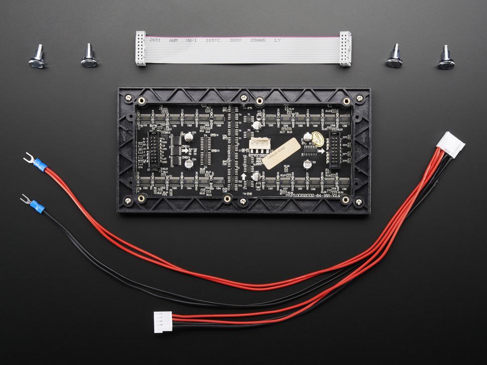 64 215 32 Rgb Led Matrix 3mm Pitch Raspberry Pi в Киеве