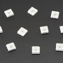 APA102 5050 RGB LED w/ Integrated Driver Chip - 10 Pack - APA102C