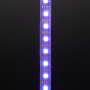 Adafruit DotStar Digital LED Strip - Black 60 LED - Per Meter - BLACK