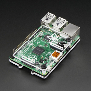 Adafruit Pi Protector for Raspberry Pi Model B+
