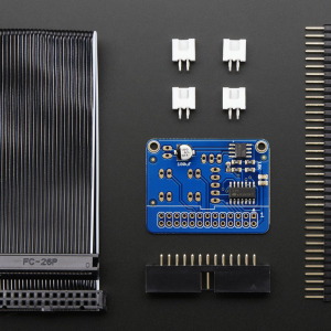 Cupcade Adapter PCB + Parts Pack