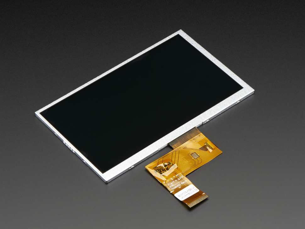7 0 40 Pin Tft Display 800 215 480 Without Touchscreen