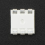 APA102 5050 Cool White LED w/ Integrated Driver Chip - 10 Pack - ~6000K