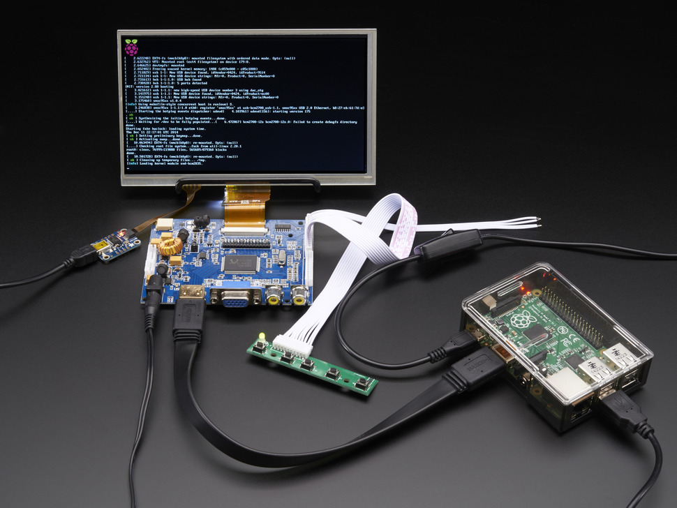 how to connect raspberry pie to hdmi