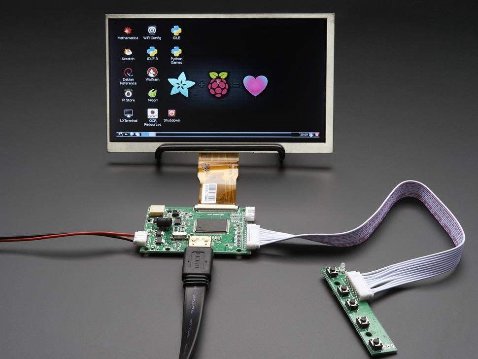 Дисплей Monitor LCD iPhone 6S Black