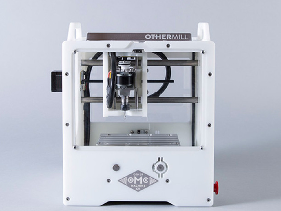 Othermill Compact Precision Cnc Pcb Milling Machine
