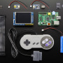 PiGRRL Pack Build your own Pi Game Emulator! (CASE NOT INCLUDED)