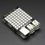 Pimoroni Unicorn Hat - 8x8 RGB LED Shield for Raspberry Pi A+/B+
