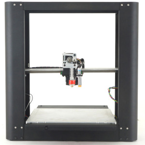 PrintrBot Metal PLUS 3D Printer - Black - Assembled