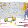 Игрушка-Трансформер Голди Блокс и Троллей