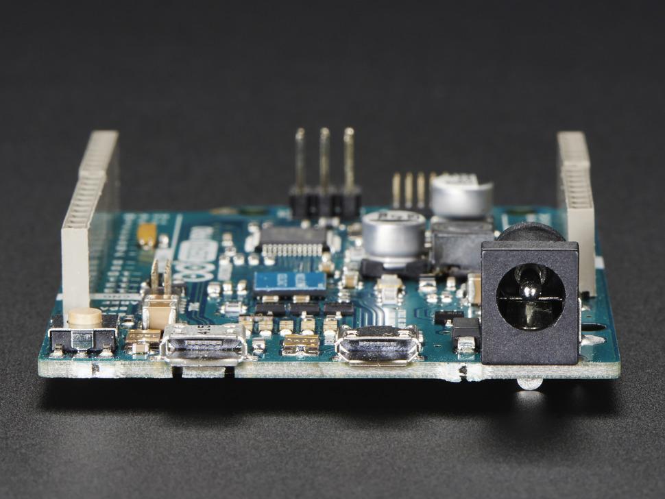 Arduino zero pro — bit cortex m with debug