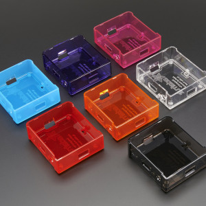 Pi Model A+ Case Base - Various Colors